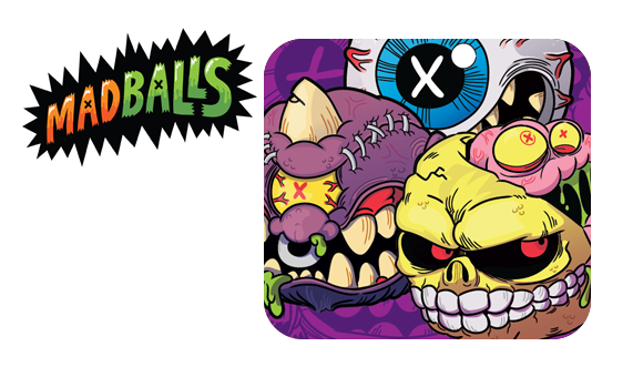 American greetings entertainment originally introduced in 1986 by amtoy a subsidiary of american greetings madballs was an instant hit and quickly expanded into other product categories m4hsunfo